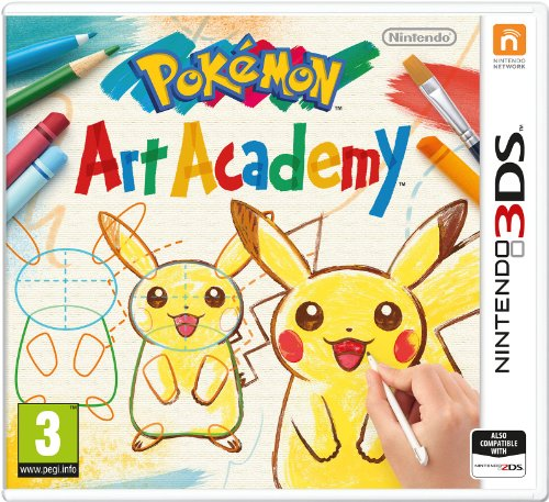 Nintendo 2227046 - POKEMON ART ACADEMY