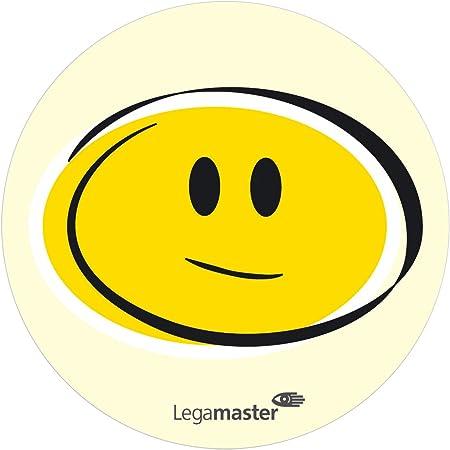 wei/ß 500 St/ück Legamaster 7-253319 Moderationskarten Kreis Durchmesser 14 cm