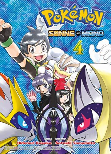 Pokémon - Sonne und Mond: Bd. 4