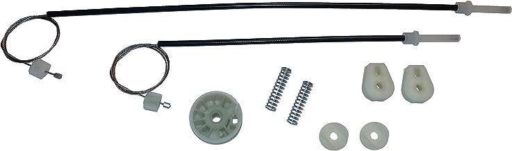 Twowinds - 7700834394 Kit reparación elevalunas trasero izquierdo MEGANE II Coupe Cabriolet