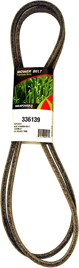 0.57 Width 36.25 Length D/&D PowerDrive JK4361 Motorcraft Replacement Belt