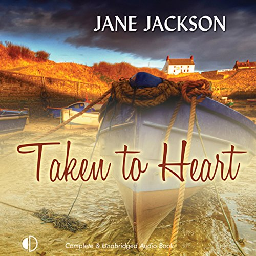 Taken to Heart audiobook cover art