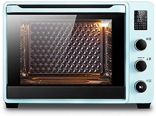 Jivias Horno eléctrico - Mini Horno Horno casero Pizza Multifunción Horno eléctrico Inteligente Gran Capacidad 40L (Tamaño: 514 mm * 406 mm * 365 mm)