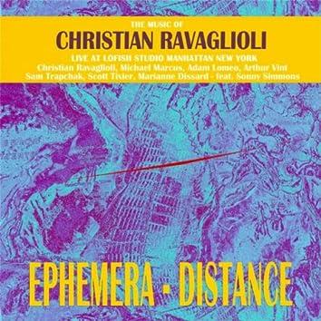 Ephemera - Distance (Live At Lofish Studio Manhattan New York)