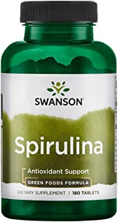 Best swanson green foods spirulina Reviews
