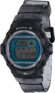 Casio Baby-G Women's Blue Dial Resin Band Watch - BG-169R-8BDR