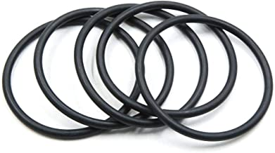 X AUTOHAUX Black NBR O-Ring Seal Gasket Washer for Automotive Car 75 x 1.8mm 20pcs