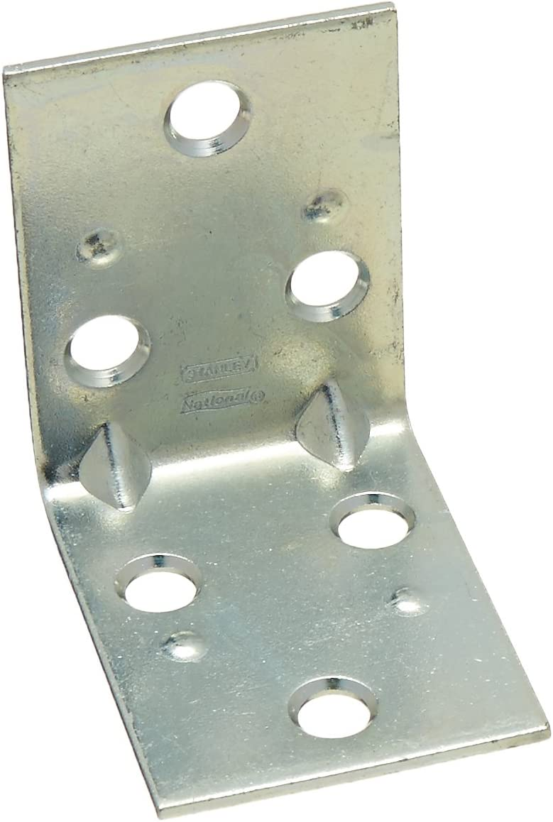 Stanley Limited time trial price Hardware N285-528 285528 2 Wide Zinc Double security Corner inch