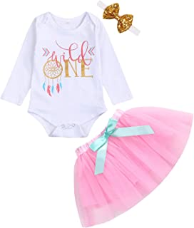 Best boho 1st birthday outfit Reviews