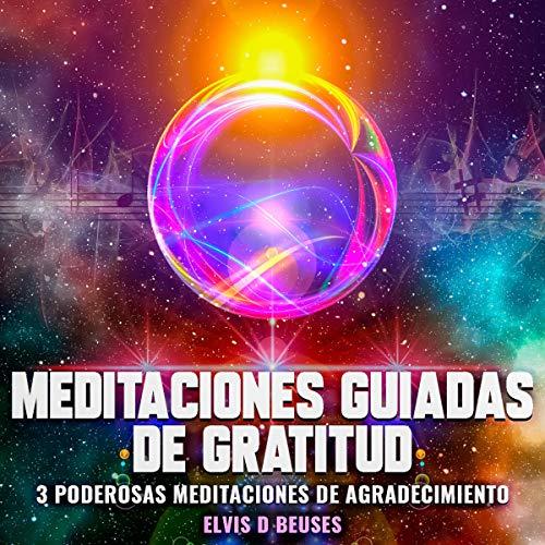 Meditaciones Guiadas De Gratitud [Guided Gratitude Meditations] cover art