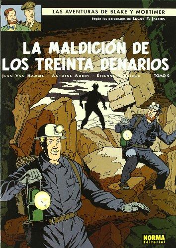 BLAKE&MORTIMER 20 LA MALDICION VOL.2