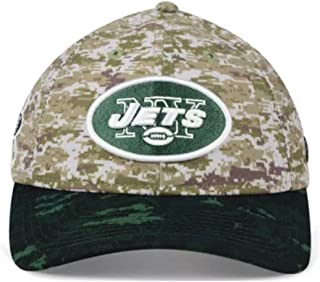 New York Jets Salute to Service Women Adjustable hat