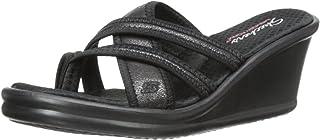 Skechers 38464 Sandalias con Plataforma para Mujer