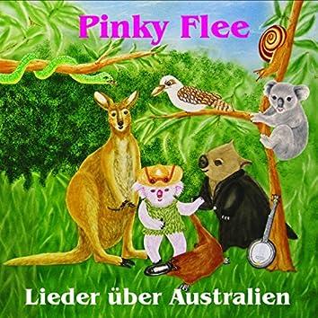 Pinky Flee - Lieder über Australien