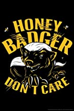 Honey Badger Dont Care Humor Cool Wall Decor Art Print Poster 24x36