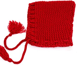 red pixie hat