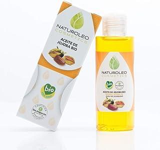 comprar comparacion Naturoleo Cosmetics - Aceite Jojoba BIO - 100% Puro y Natural Ecológico Certificado - 50 ml