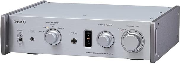 Teac HA-501-S Dual Monaural Headphone Amplifier