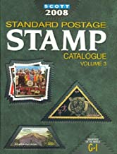 Scott 2008 Standard Postage Stamp Catalogue: Countries of the World: G-I (Scott Standard Postage Stamp Catalogue Vol 3 Countries G-I)