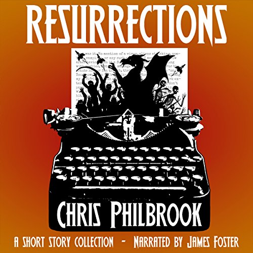 Resurrections audiobook cover art
