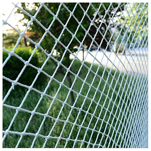 Anquanwang Balkon anti-valnet Kinderveiligheidsnet, Balkon Beschermend Netto Decoratie Net, Geschikt voor Raamleuning Stapelbed Hoog en Laag Bed Afneembare Herfst Bescherming Touw Netto Tuinnetten