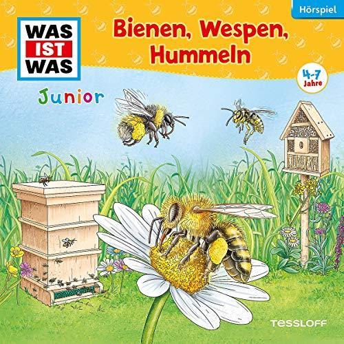 Was Ist Was Junior - 30: Bienen, Wespen, Hummeln