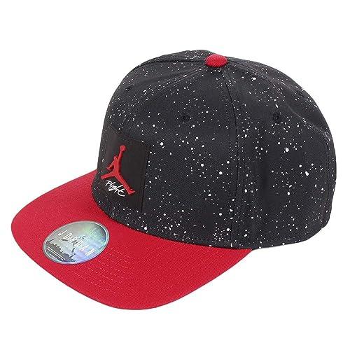 3471677e2f0 NIKE Jordan Pro AOP Snapback Hat