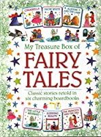 My Treasure Box of Fairy Tales: Classic Stories Retold in Six Charming Boardbooks (Book Set)