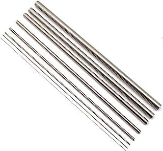 Tubo Inox 2,5 mm x 2 mm diam est x int Tube Stainless Steel