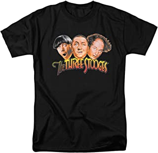 Best three stooges tee shirts Reviews