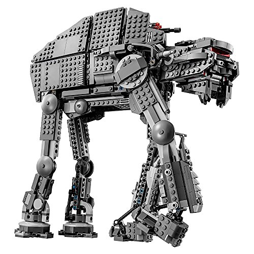 First Order Heavy Assault Walker Marcheur LEGO Star Wars 75189 (1376 pièces) - 7