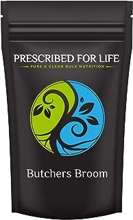 Prescribed for Life Butchers Broom - Natural Root Powder (Ruscus aculeatus), 1 kg
