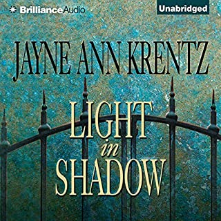 Light in Shadow audiobook cover art