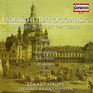 Hofische Barockmusik