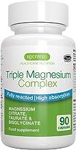 Triple Magnesium Complex, Citrato de magnesio completamente reaccionado, taurato y..