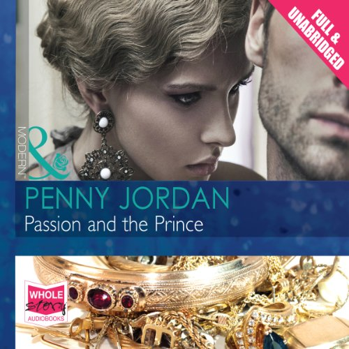 Passion and the Prince audiobook cover art