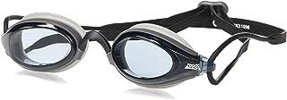 Zoggs Podium S/XL Adjustable Goggle High Comfortable Nose Bridge Fogbuster Lenses