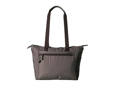 Hedgren Megan RFID Medium Tote (Sepia/Brown) Tote Handbags
