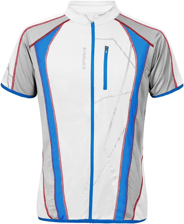 (Small, White - white) - Meron ICEPEAK Men's Shirt