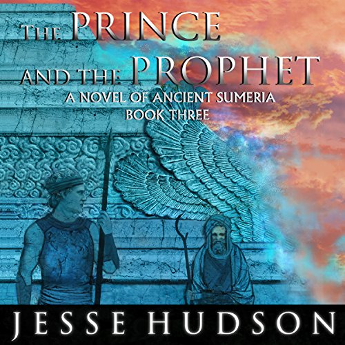 The Prince and the Prophet audiobook cover art