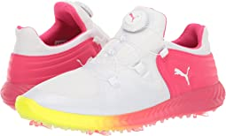 Puma White/Puma White/Energy Rose
