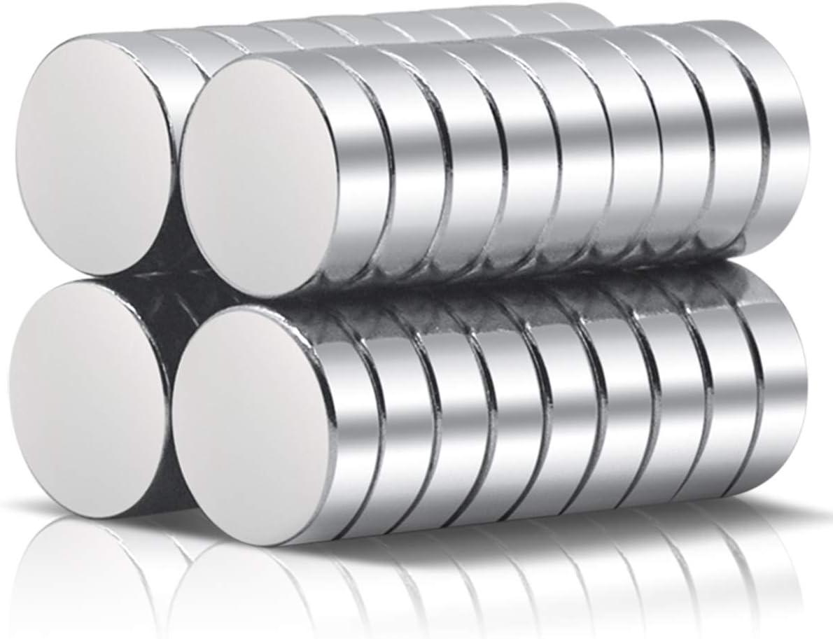 36PCS Refrigerator Magnets Fridge Magnet - Nicke Premium Brushed Translated OFFer