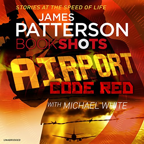 Airport - Code Red audiobook cover art