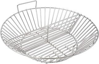only fire Stainless Steel Charcoal Ash Basket Fits for Kamado Joe Big Joe