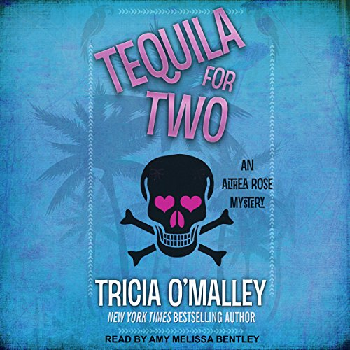 Tequila for Two audiobook cover art