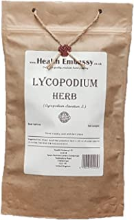 Lycopodium Herb (Lycopodium clavatum) - Health Embassy - 100% Natural (50g)