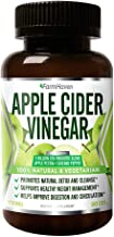 FarmHaven Apple Cider Vinegar Capsules with Cayenne Pepper &Probiotics -1330mg -Healthy Weight Management, Detox, Cleanse, Diet Support -Like Raw Unfiltered ACV with Mother - Non-GMO - 60 Veg Capsules