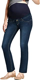 Super Comfy Stretch Women's Maternity Bootcut Jeans