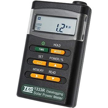 TES 1333R Solar Power Meter