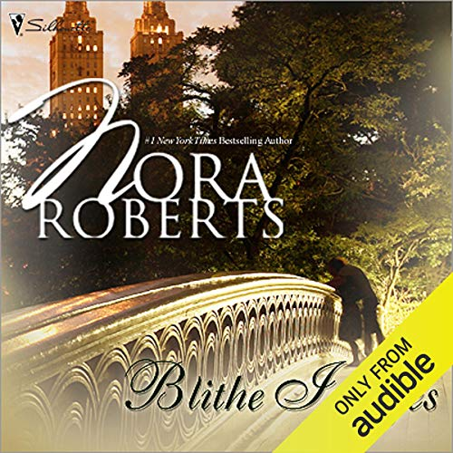 Blithe Images audiobook cover art
